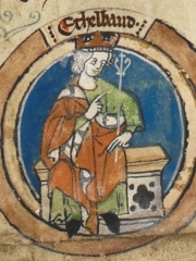 Photo of Æthelbald, King of Wessex