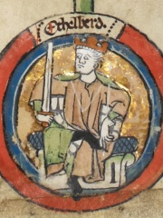 Photo of Æthelberht, King of Wessex