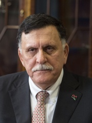 Photo of Fayez al-Sarraj