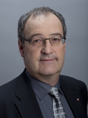 Photo of Guy Parmelin