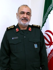 Photo of Hossein Salami