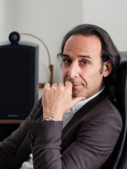 Photo of Alexandre Desplat