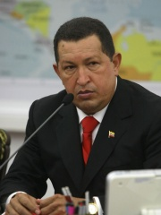 Photo of Hugo Chávez