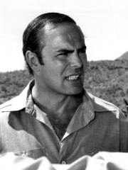 Photo of John Saxon