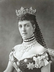 Photo of Alexandra of Denmark