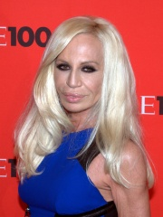 Photo of Donatella Versace