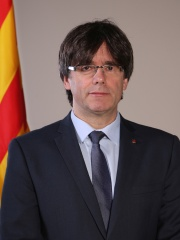 Photo of Carles Puigdemont