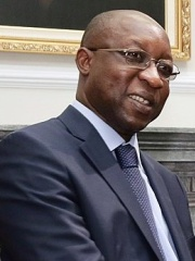 Photo of Paul Kaba Thieba