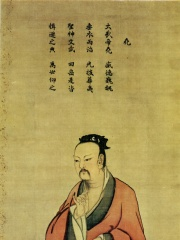 Photo of Emperor Yao