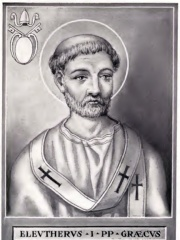 Photo of Pope Eleutherius