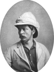 Photo of Henry Morton Stanley