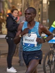 Photo of Eliud Kipchoge