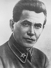 Photo of Nikolai Yezhov