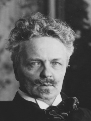 Photo of August Strindberg
