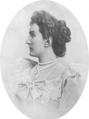 Photo of Princess Milica of Montenegro