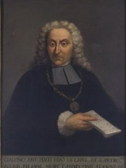 Photo of Giacomo Antonio Perti