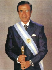 Photo of Carlos Menem