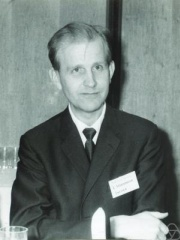 Photo of Lars Hörmander