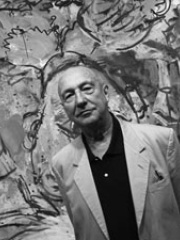 Photo of Georg Baselitz