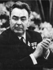 Photo of Leonid Brezhnev