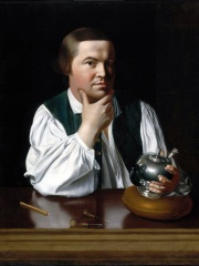 Photo of Paul Revere