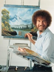Photo of Bob Ross