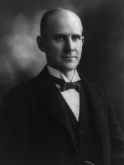 Photo of Eugene V. Debs