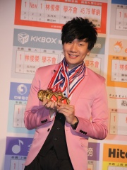 Photo of JJ Lin