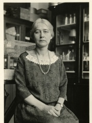Photo of Maud Menten