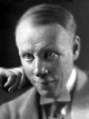 Photo of Sinclair Lewis