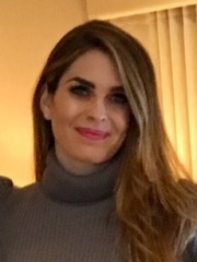 Photo of Hope Hicks