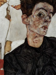 Photo of Egon Schiele