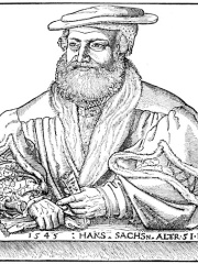 Photo of Hans Sachs