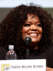 Photo of Yvette Nicole Brown