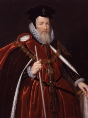 Photo of William Cecil, 1st Baron Burghley