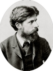 Photo of Patrick Geddes