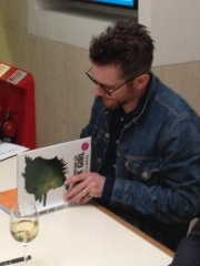 Photo of Jamie Hewlett