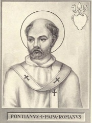 Photo of Pope Pontian