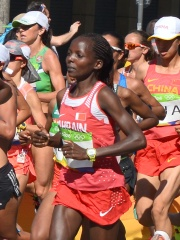 Photo of Rose Chelimo