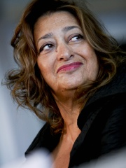 Photo of Zaha Hadid