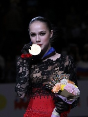 Photo of Alina Zagitova