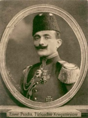 Photo of Enver Pasha