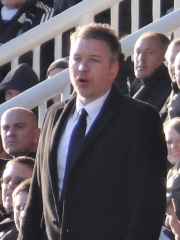 Photo of Darren Ferguson