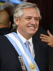 Photo of Alberto Fernández