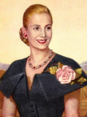 Photo of Eva Perón