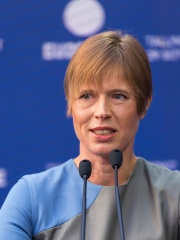 Photo of Kersti Kaljulaid