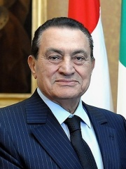 Photo of Hosni Mubarak