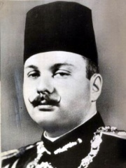 Photo of Farouk of Egypt
