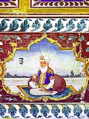 Photo of Guru Amar Das