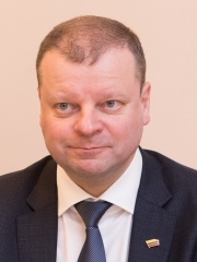 Photo of Saulius Skvernelis